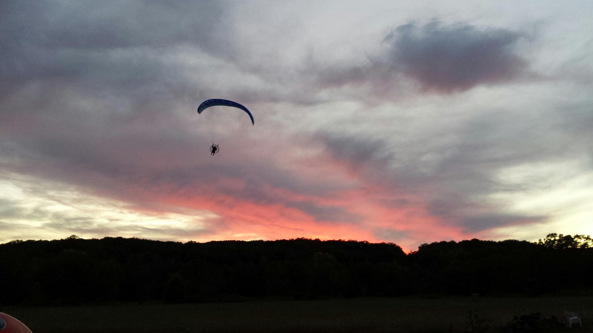Introductory Tandem Flight
